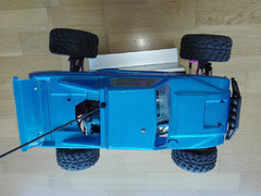 HPI mt2 fuel bil.