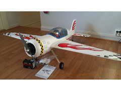 Monster Yak-54 3D 1500mm