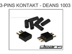 3 pin Deans